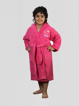 Barbie kids towel